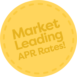 Market Leading APR Rates!